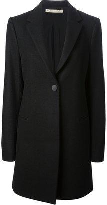 Balenciaga buttoned coat