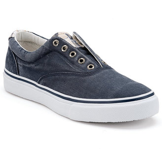 Sperry Shoes, Striper Laceless Sneakers