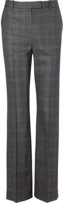 Austin Reed Grey Lilac Prince of Wales Trousers