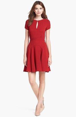 Diane von Furstenberg 'Raizel' Knit Fit & Flare Dress