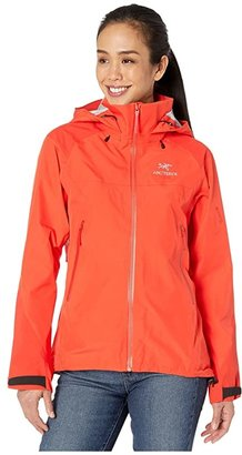 Arc'teryx Beta AR Jacket (Hyperspace) Women's Coat