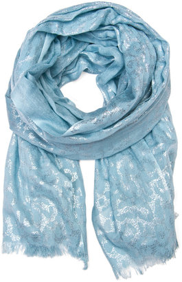 MANGO TOUCH - Animal print foulard