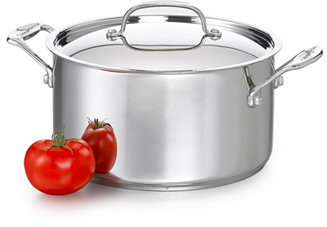 Cuisinart Chef's Classic Stainless Steel 6 Qt. Covered Stockpot