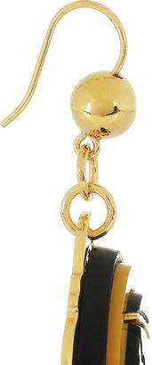 Miu Miu Cameo earrings