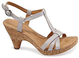 Born Crown Myndy T-Strap Sandals