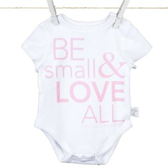 Little Giraffe Be Small & Love All™Graphic Body