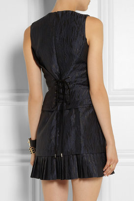 McQ by Alexander McQueen Jacquard mini dress