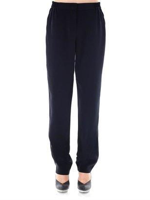 Elizabeth and James Lyle contrast-trim trousers