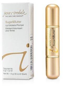 Jane Iredale Sugar & Butte Lip Exfoliant/ Plumper - Sugar & Butter 3g/0.1oz