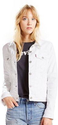 Women's Levi's Denim Trucker Jacket $59.50 thestylecure.com