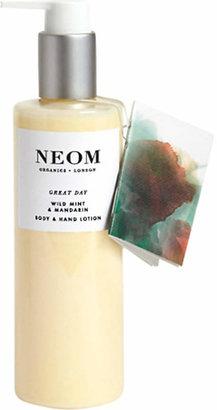 Neom Luxury Organics Great Day body and hand lotion 250ml
