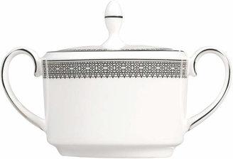 Vera Wang Wedgwood Dinnerware, Lace Covered Sugar Bowl