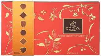 Godiva Prestige Biscuits Collection 20 Pieces 165g