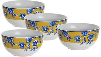 Paula Deen signature spring prelude 4-pc. cereal bowl set