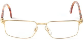 Persol Pre Owned square frame glasses