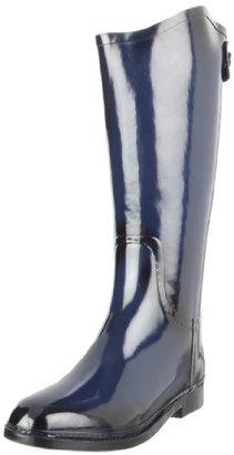 dav Women's Equestrian Rain Boot
