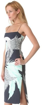 Wes Gordon Cami Sheath Dress