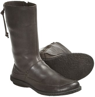 Børn Zuki Leather Boots (For Women)