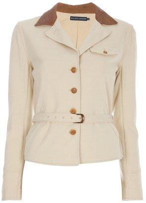 Ralph Lauren Belted jacket
