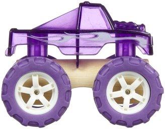 Hape Bamboo Mini Monster Truck