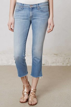 Anthropologie Mother Rascal Fray Jeans