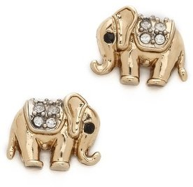 Juicy Couture Elephant Studs