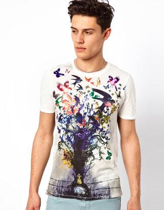 Elvis Jesus T-Shirt Poison