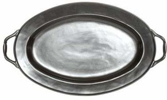 Juliska Pewter Stoneware Turkey Platter