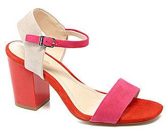 Calvin Klein Verla Colorblock Sandals