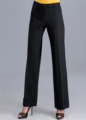 Anne Klein High Front Cuff Trouser