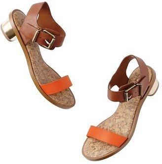 LOFT Talia Low Heel Sandals