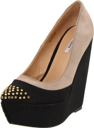 Lovely People Women's Tetra Wedge Pump