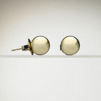 Polo Ralph Lauren Gold Ball Stud Earring