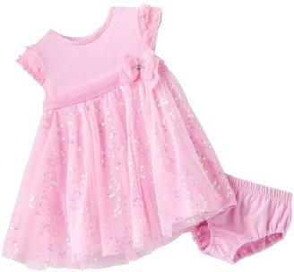 Nannette tulle sequin dress - baby