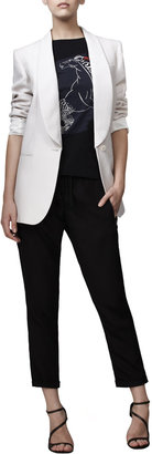 Stella McCartney Cuffed Drawstring Pants