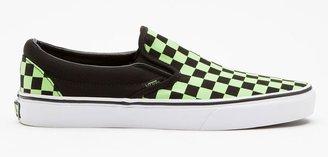 Vans Glow Checks Classic Slip-On Mens Shoes