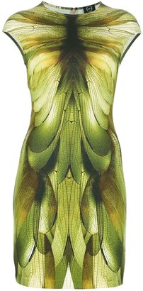McQ by Alexander McQueen printed dress