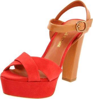 Pour La Victoire Women's Neysa Platform Sandal