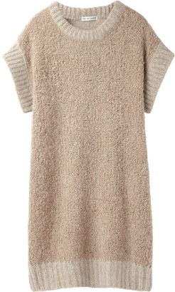 Tsumori Chisato Alpaca Fur Dress