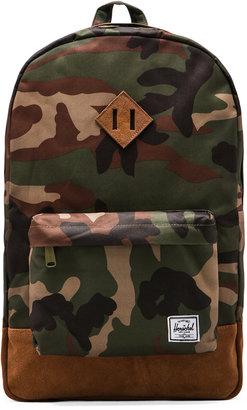 Herschel Heritage Suede Series Backpack