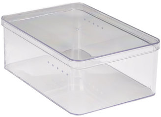 Container Store Small Mid-Heeled Shoe Box