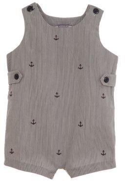 Hartstrings Baby Boys 12-24 Months Embroidered Cotton Dobby Eton