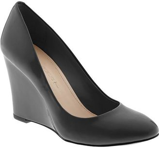 Banana Republic Maisie Patent Wedge