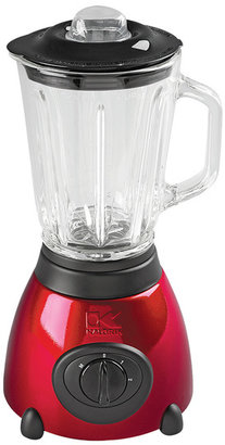 Kalorik 48-Ounce Blender Red Black