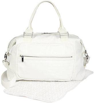 Armani Junior Jacquard Diaper Bag