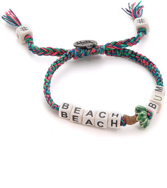 Venessa Arizaga Palm Beach Bum Bracelet $55 thestylecure.com