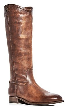 Frye Women's Melissa Button Leather Boots