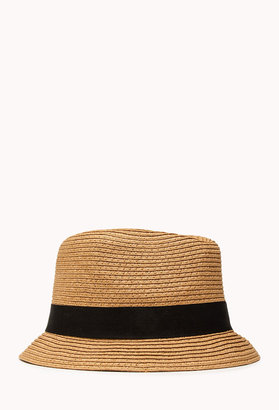 Forever 21 Pleated Fedora