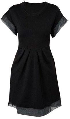 Thakoon Organza Hem Dress