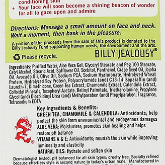 Billy Jealousy Combination Code Face Moisturizer